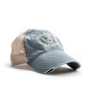Sage Drummond Ranch Trucker Hat