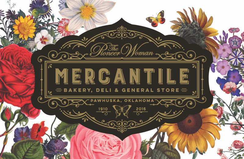 Mercantile E-Gift Card - The Pioneer Woman Mercantile