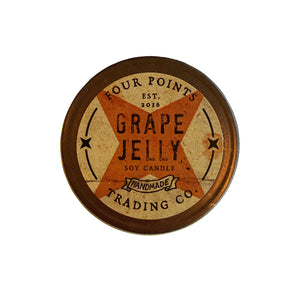 Grape Jelly Candle