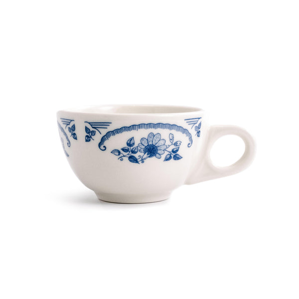 Boston American Rose Blue Cup - The Pioneer Woman Mercantile