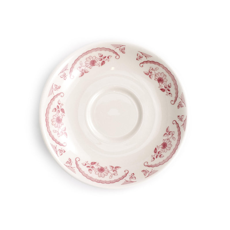 Boston American Rose Saucer - The Pioneer Woman Mercantile