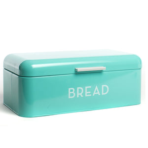 Turquoise Bread Bin - The Pioneer Woman Mercantile