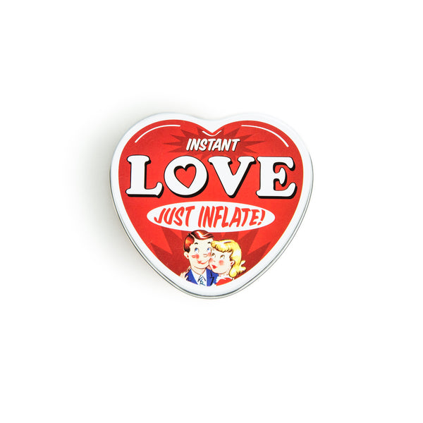 Inflatable Heart Tin - The Pioneer Woman Mercantile
