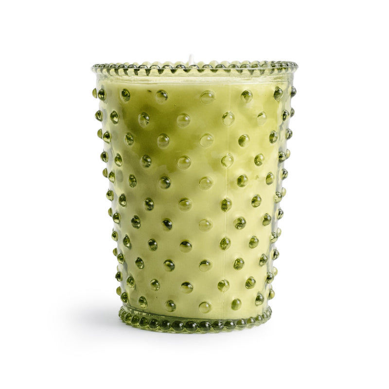 Fir & Grapefruit Hobnail Candle