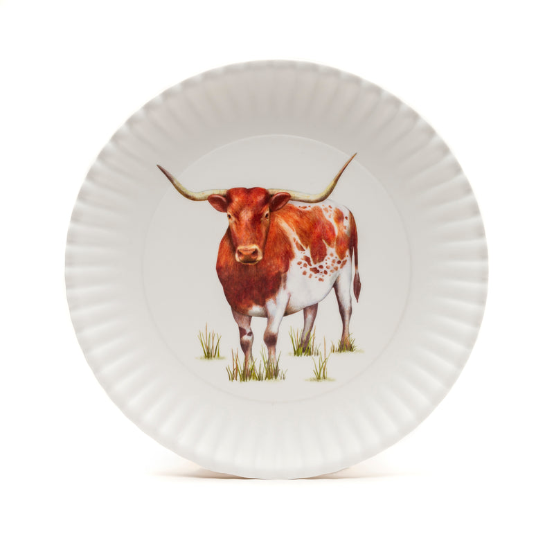 Longhorn Platter - The Pioneer Woman Mercantile