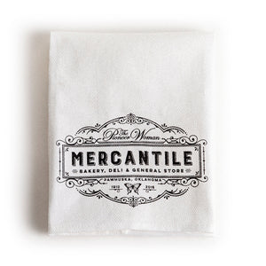 Mercantile Tea Towel