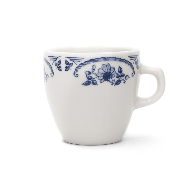 American Rose Blue Bistro Cup - The Pioneer Woman Mercantile