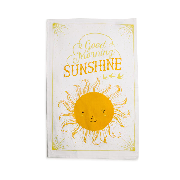 Good Morning Sunshine Dishtowel - The Pioneer Woman Mercantile