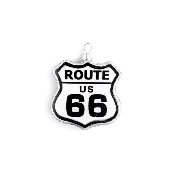 Historic Route 66 Sign Ornament - The Pioneer Woman Mercantile