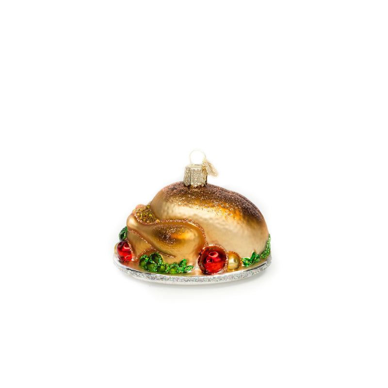 Turkey Platter Ornament - The Pioneer Woman Mercantile