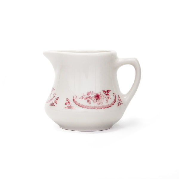 Rose Cream Jug - The Pioneer Woman Mercantile
