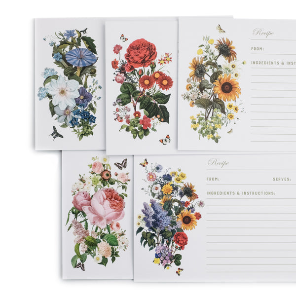 Set of 15 Pioneer Woman Recipe Cards W/ Dividers