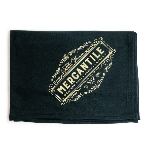 Mercantile Sweatshirt Throw - The Pioneer Woman Mercantile