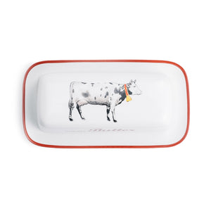 Farmhouse Butter Dish - The Pioneer Woman Mercantile