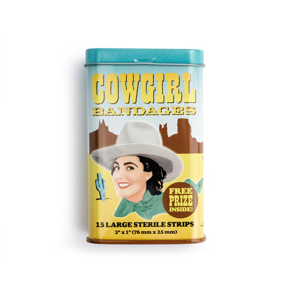 Cowgirl Bandages - The Pioneer Woman Mercantile