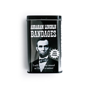 Abraham Lincoln Bandages - The Pioneer Woman Mercantile