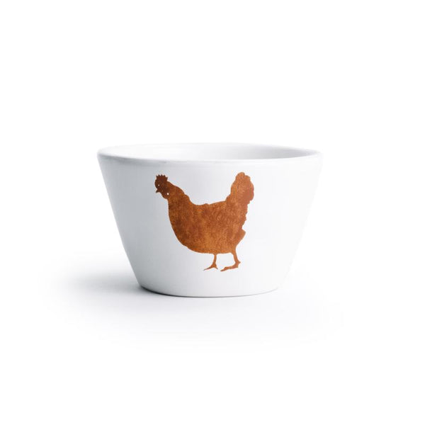 Ceramic Chicken Ramekin