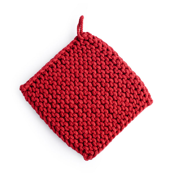 Knitted Potholder - The Pioneer Woman Mercantile