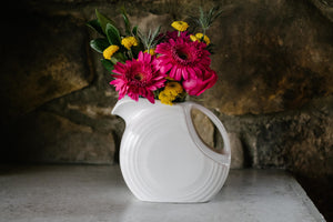 Fiesta Disc Pitcher - The Pioneer Woman Mercantile