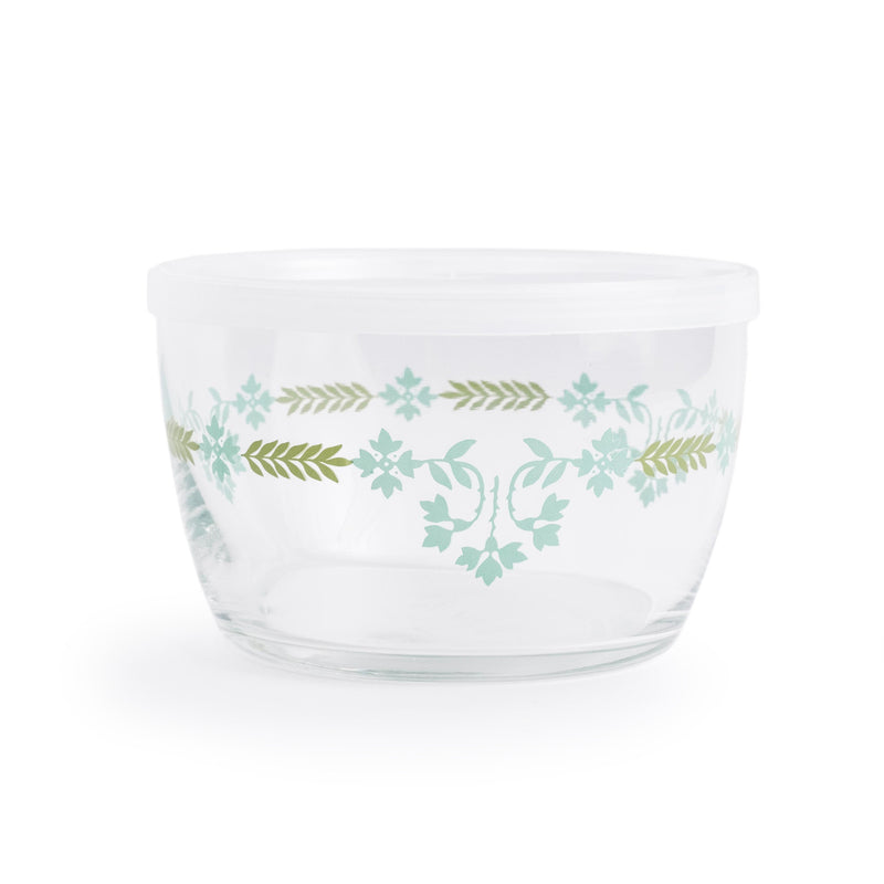 Food Storage Bowl: Teal Swag - The Pioneer Woman Mercantile