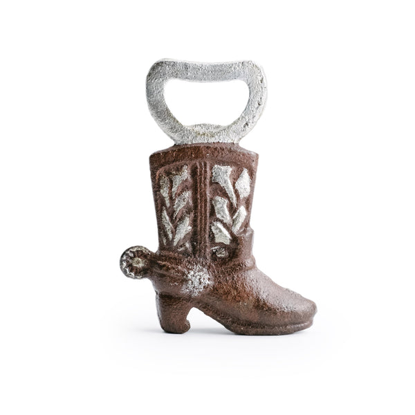 Cowboy Boot Bottle Opener