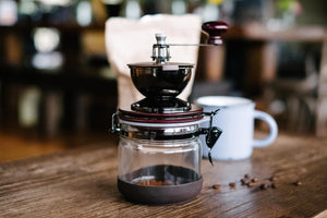 Canister Coffee Mill - The Pioneer Woman Mercantile