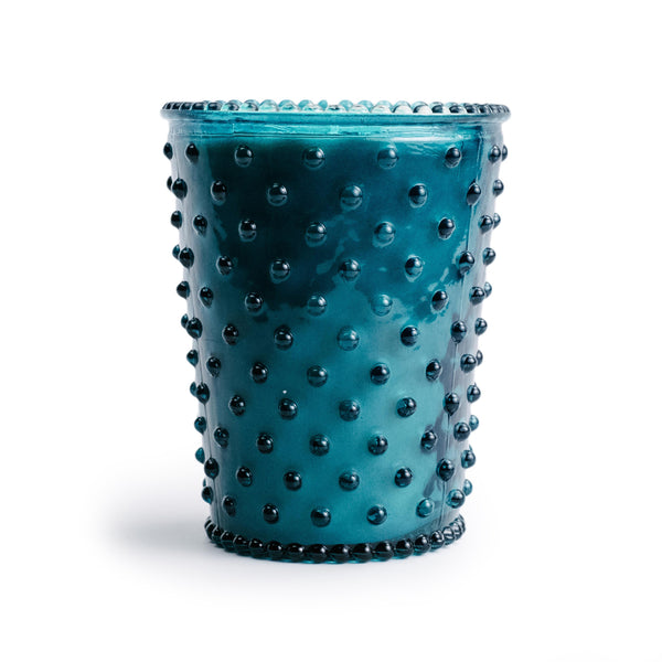 Spanish Lime Hobnail Candle