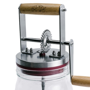 Mason Jar Butter Churner - The Pioneer Woman Mercantile