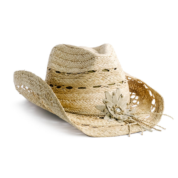 Mallorie Cowgirl Hat - The Pioneer Woman Mercantile