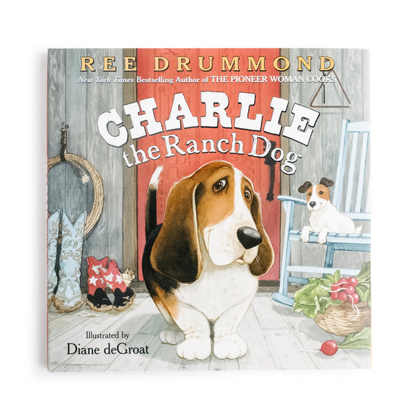 Charlie the Ranch Dog Book - The Pioneer Woman Mercantile