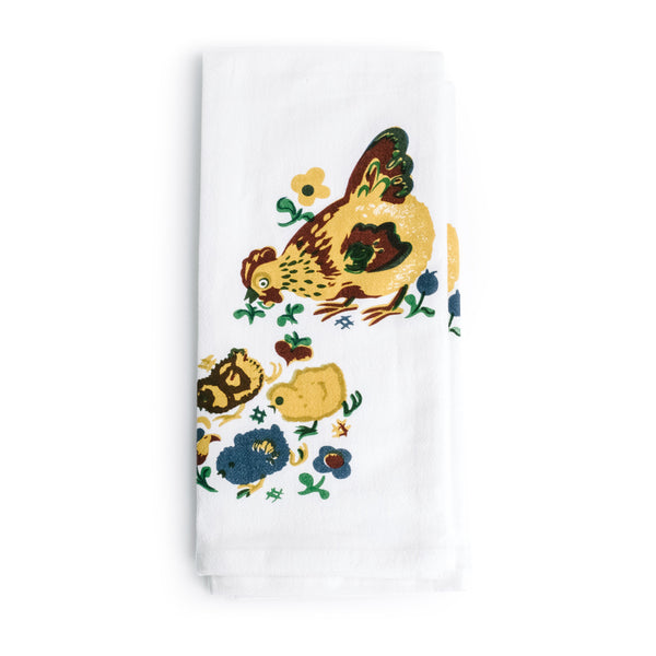 Mama Hen Kitchen Towel - The Pioneer Woman Mercantile