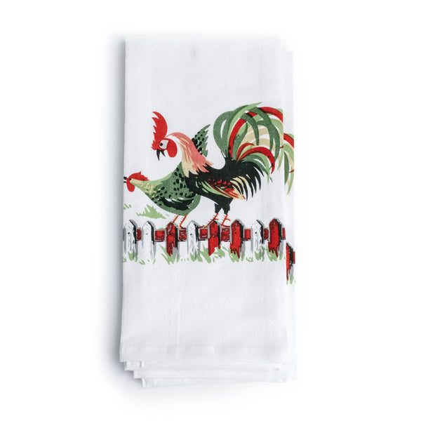 Henpecked Kitchen Towel - The Pioneer Woman Mercantile