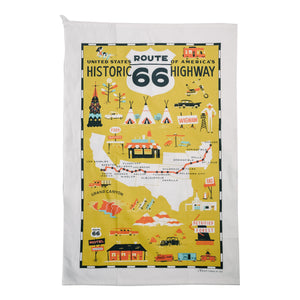 Route 66 Kitchen Towel - The Pioneer Woman Mercantile