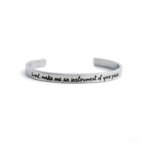 """St. Francis"" Cuff - The Pioneer Woman Mercantile"