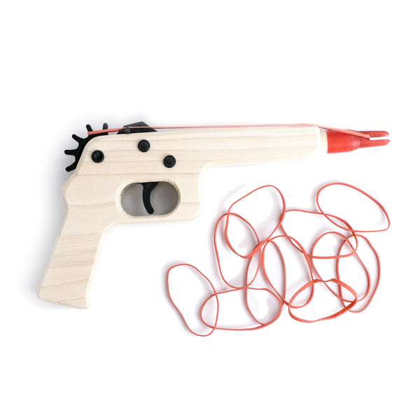 1911 Colt 45 Rubber Band Gun