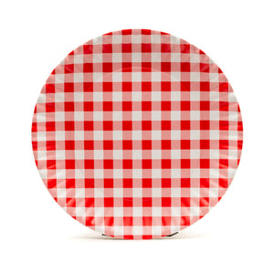 Blue Gingham Platter - The Pioneer Woman Mercantile
