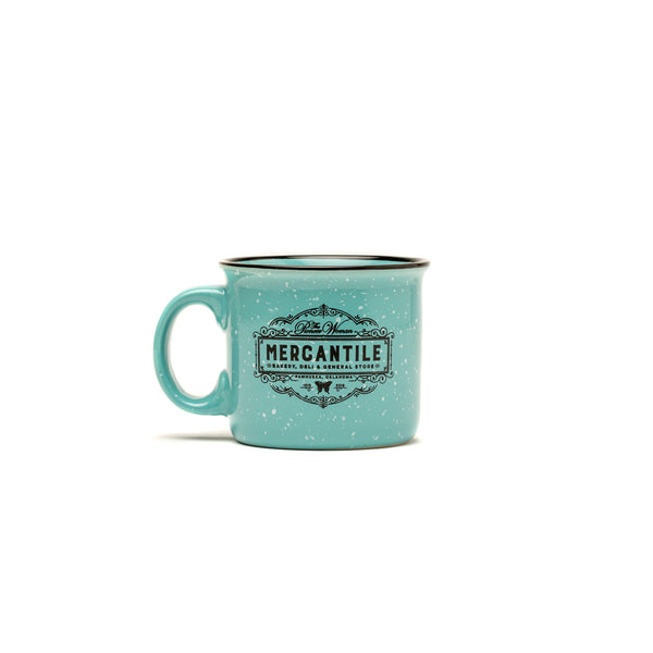 Sea Foam Camper Mercantile Mug