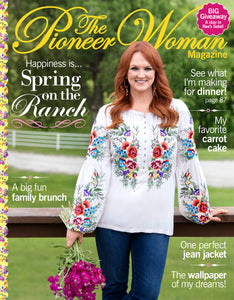 The Pioneer Woman 2019 Spring Magazine