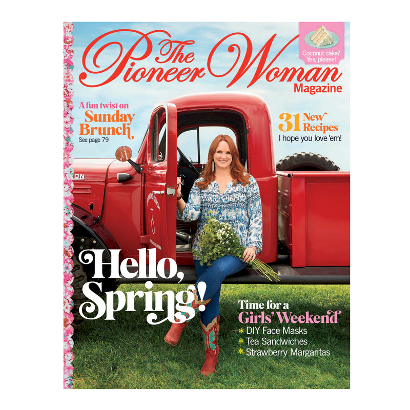 Spring 2020 Pioneer Woman Magazine
