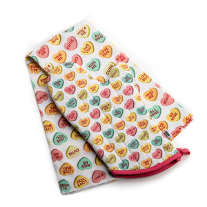 Sweethearts Dishtowel