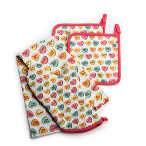 Sweethearts Potholder