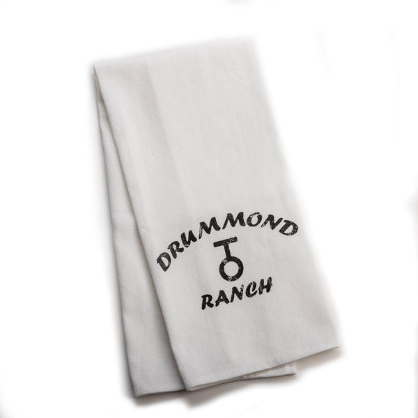 Drummond Ranch Tea Towel