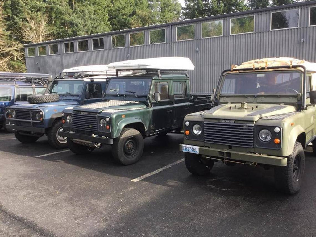 Gig Harbor Land Rover restoration shop finds unique market niche