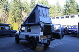 Vehicles Available - 1991 Defender 110 3-door with Icarus Camper conversion