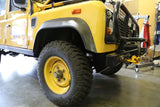 Vehicles SOLD - 1987 Defender 110 CSW Camel Trophy Support