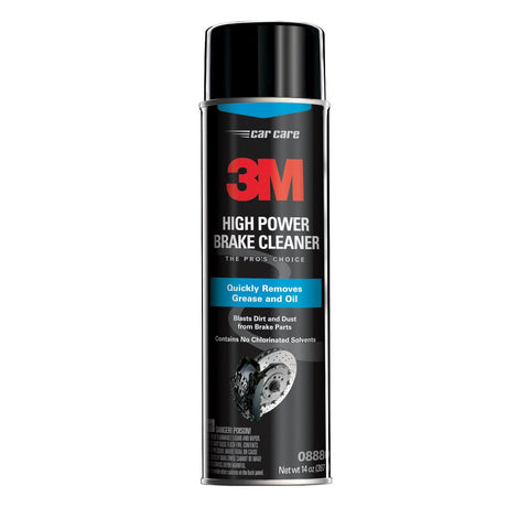3M High Power Brake Cleaner