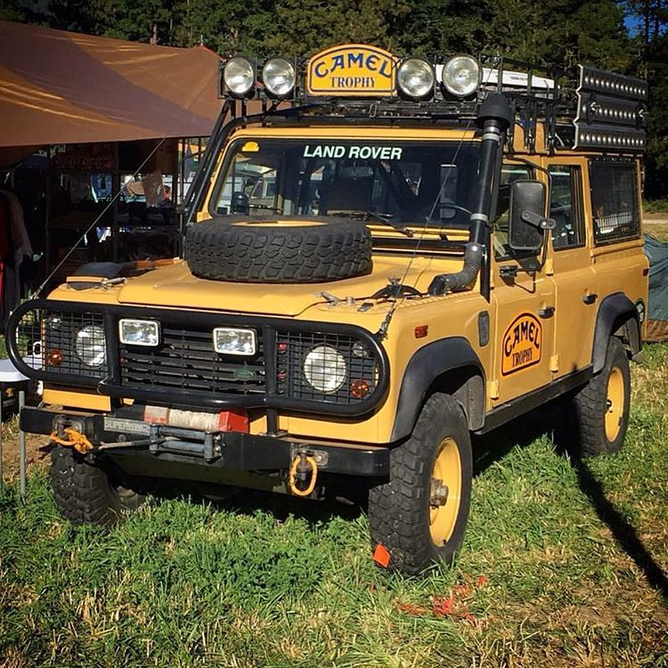Land Rover Defender For Sale Nc: 110 CSW CT Support Truck