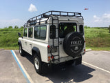 Vehicles SOLD - 1984 Defender 110 CSW Tdci Puma Specification