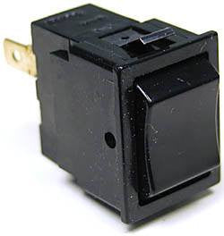 C38637L Switch, Auxiliary, Blank