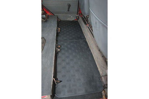 GMS058 Matting, floor, middle row, defender 110 SW